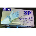 Nitrile Examination Gloves Powder Free 3P