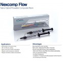 Nexcomp Flow Composite Flowable Meta pk/2